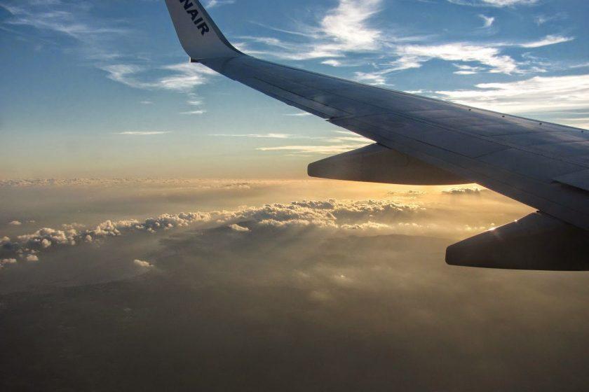 Lietadlo spoločnosti Ryanair