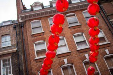 Čínska štvrť, Londýn