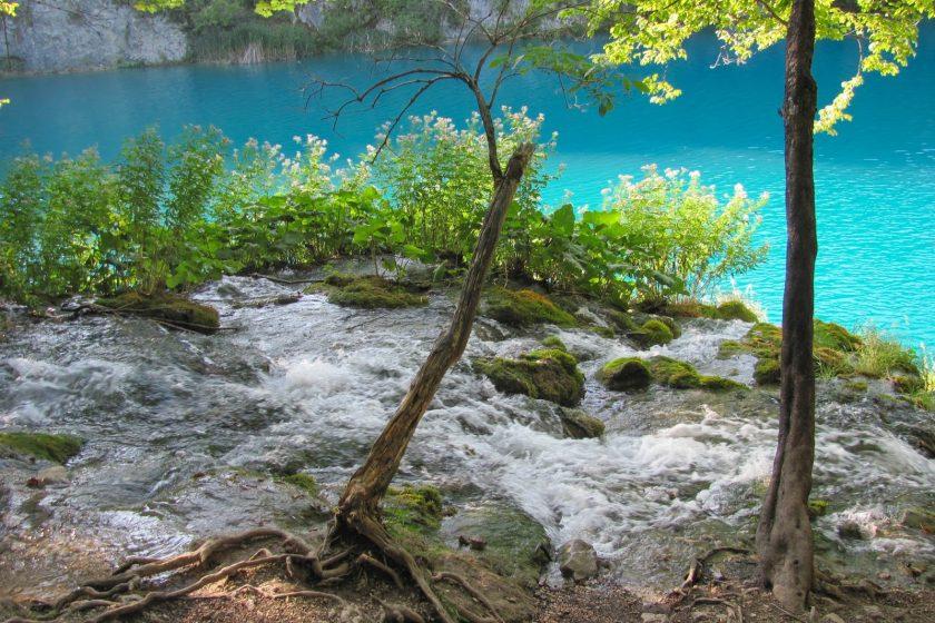 Vodopády na Plitvických jazerách