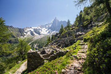 Francúzsle Alpy - Chamonix