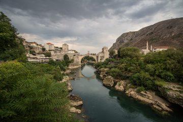 Mostar, Bosna a Herzegovina