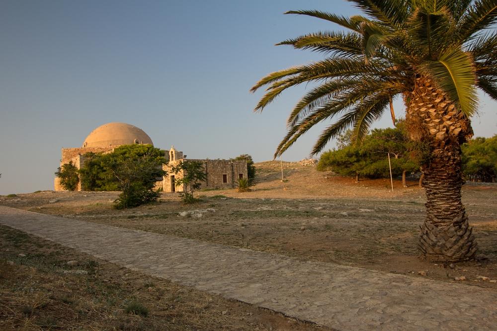 Mešita sultána Ibrahima.