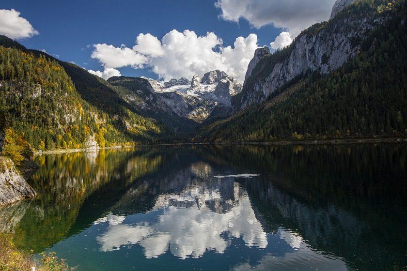 Dachstein od Gosausee