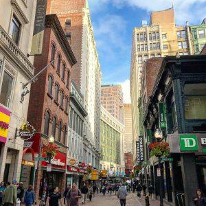 Downtown Crossing, Boston