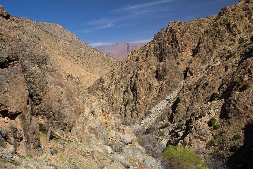 Pohorie Atlas a údolie Ourika