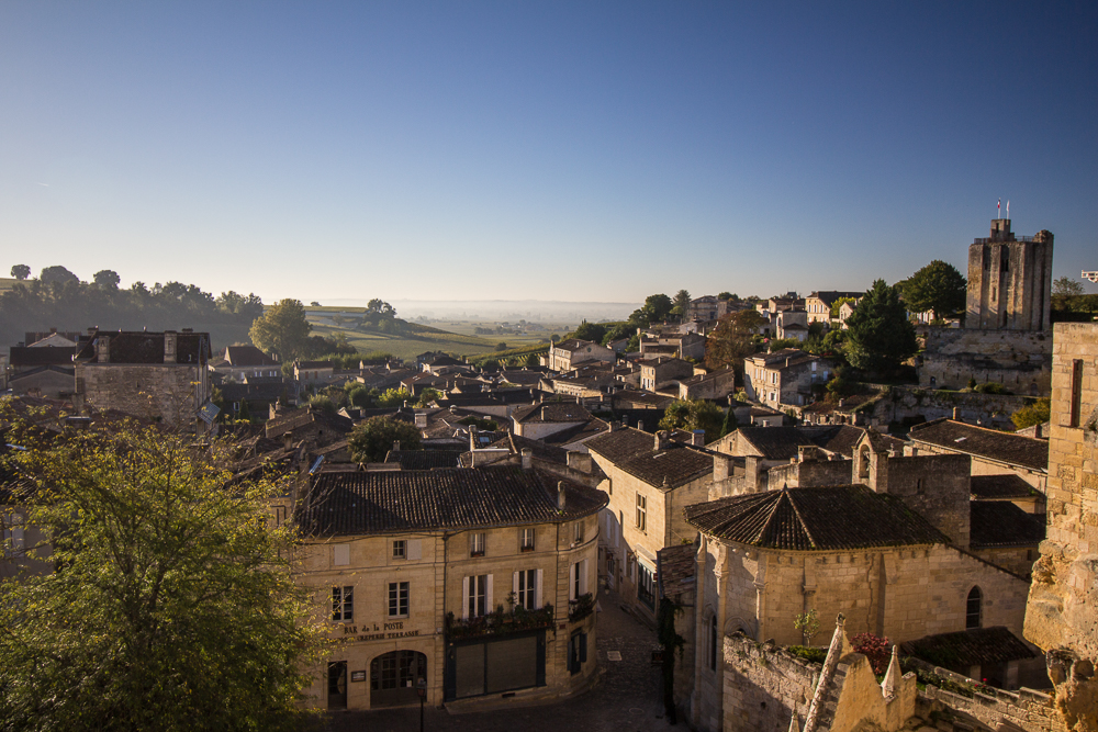 Saint-Émilion, Francúzcko