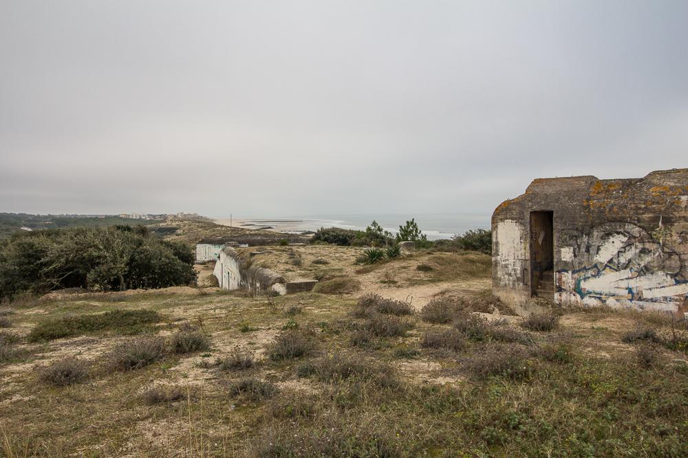 Atlantic wall, atlantická stena a bunker