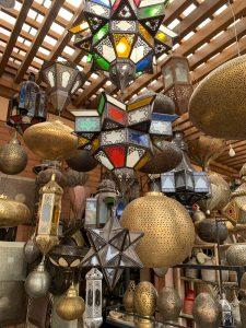 Trh v Medine