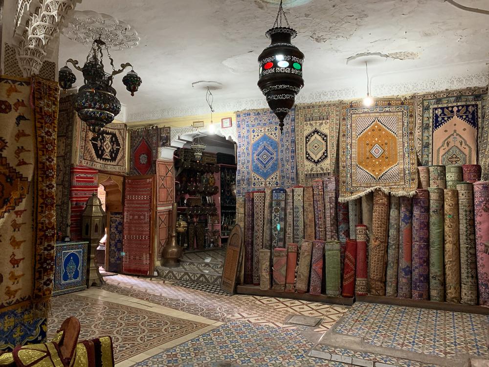 V Medine nikdy neviete kam vás uličky zavedú.