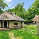 Bukurešť, Rumunsko - múzeum dediny