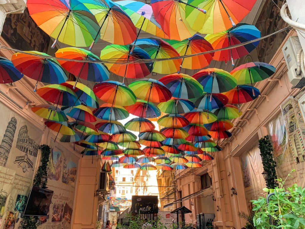 Ono tá Bukurešť bola nakoniec veľmi príjemné mesto